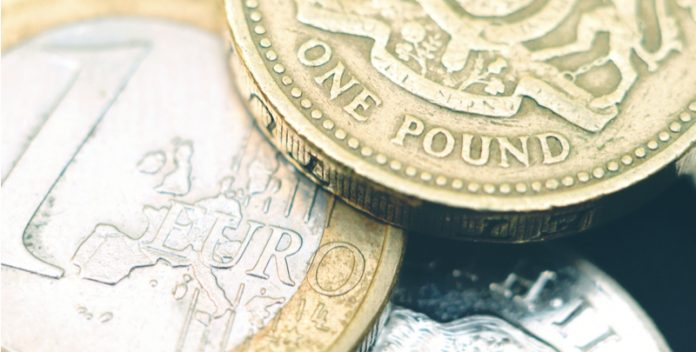 Pound Tumbles to 5 Week Low Versus the Euro With Reveal of New UK Cost of Living Data