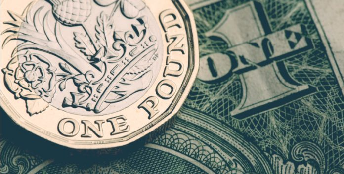 Pound Slips Versus the Dollar as US Rates Set to Rise in June