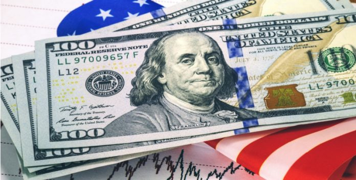 EUR/USD Dollar Buoyant as US Q1 Economic Growth Better than Initial Data