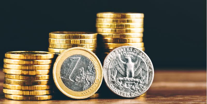 us dollar in eur