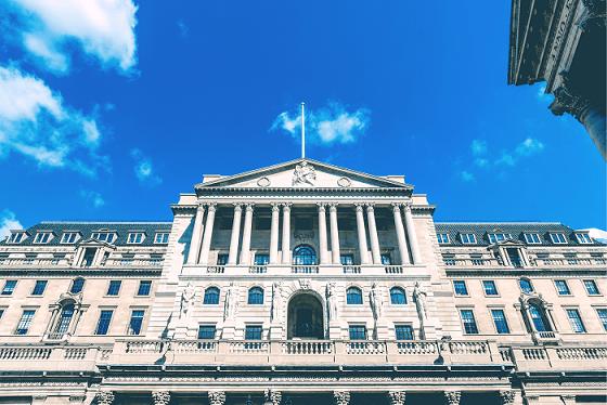 BoE Sends Pound to $1.34 Versus the Dollar