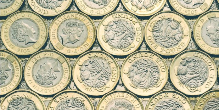 Pound-Dollar is barely asbove $1.30 as PMI's Come into Focus