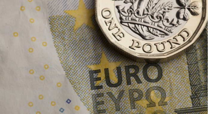 GBP/EUR: Pound Briefly Hits a A High Of €1.1450 Following Hawkish BoE