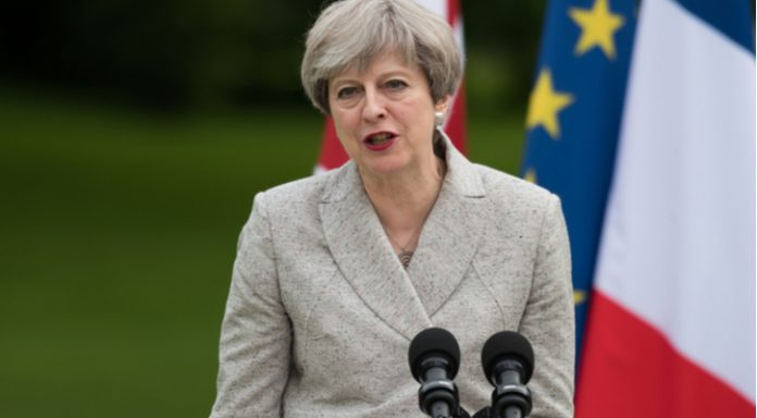 GBP/EUR: Will Theresa May Pull Pound Lower vs. Euro With Her Speech