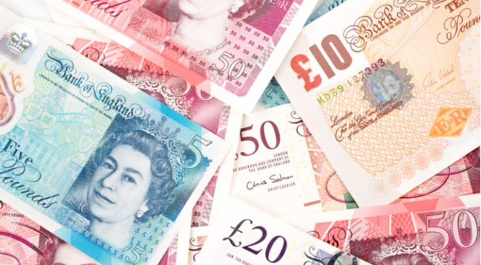 GBP/EUR: Pound Hits 2 Week High vs. Euro Despite Weak PMI