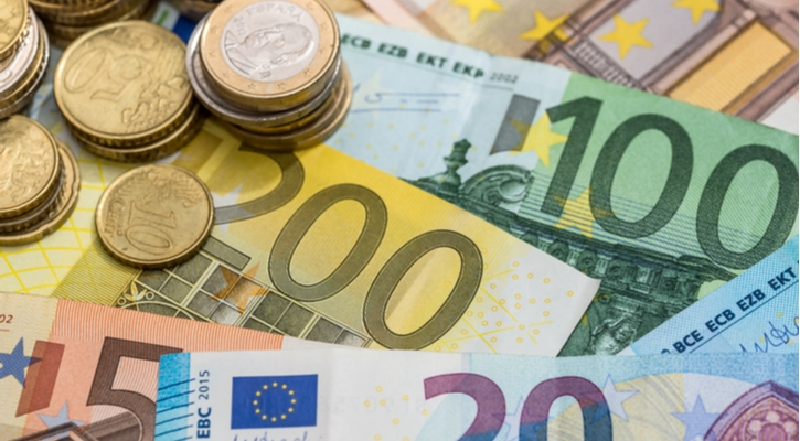 Eur Usd Euro Drops To 3 Week Low On