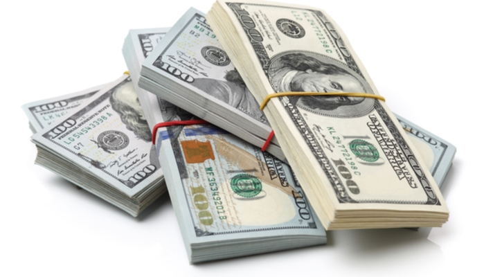 Gbp Usd Dollar Spikes Vs Pound As Fed