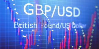 GBP/USD : Pound Slides As No Deal Brexit Odds Rise