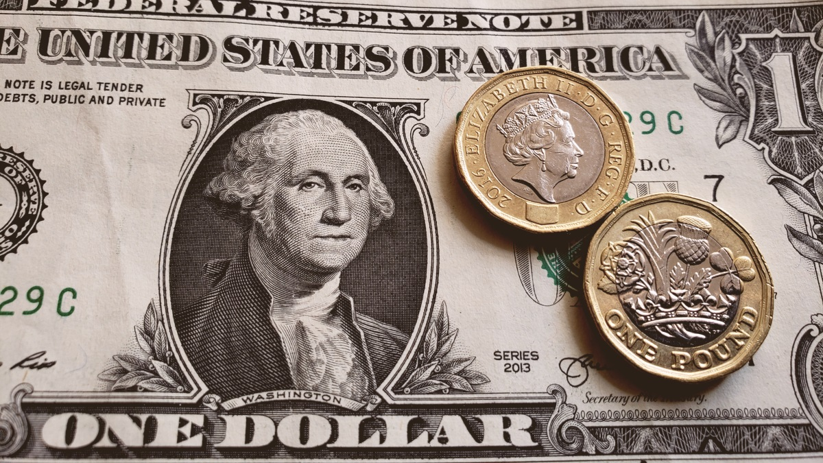 Gbp Usd Pound Attempts Recovery After
