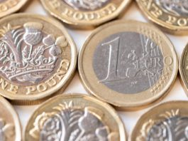 GBP/EUR: Pound Steadies After Heavy Fall vs. Euro As May Vows To Stay