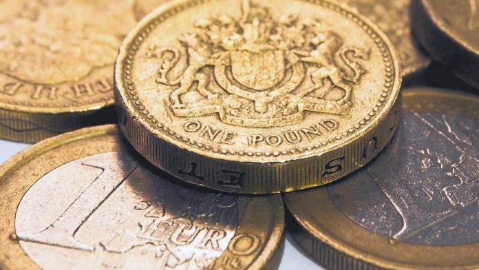 GBP/EUR: Pound Shakey vs. Euro Ahead of Brexit Bill Debate
