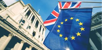 GBP/EUR Lower as Bank of England Counts on a Smooth Brexit