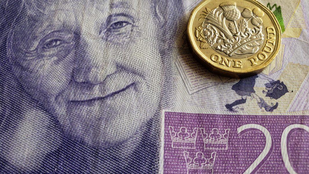 GBP-SEK money