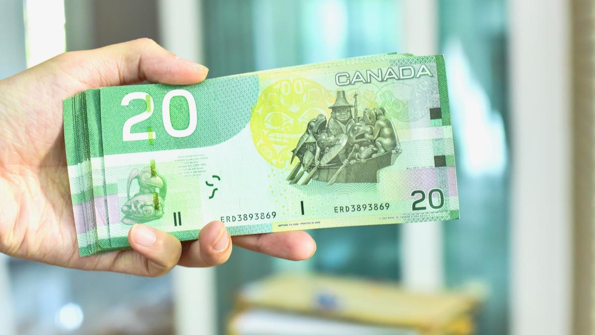 Gbp Cad Canadian Dollar Strengthens On