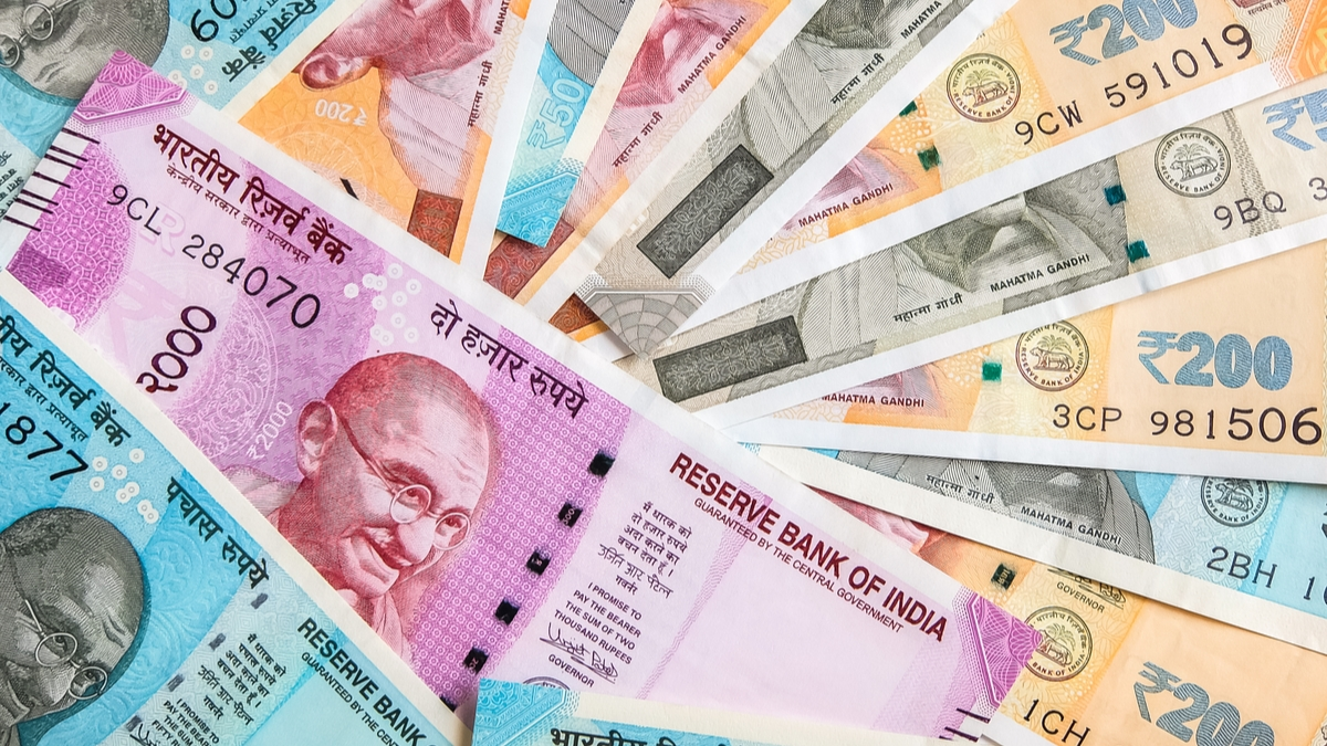 Usd Inr Indian Ru Softens Against