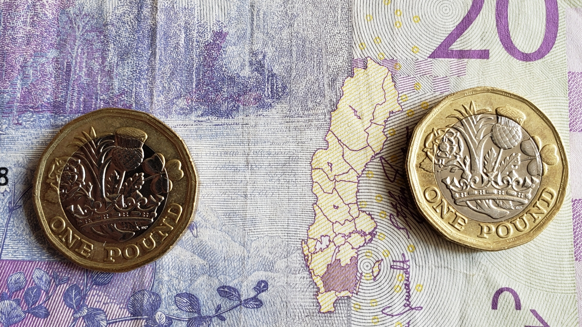 Gbp Sek Swedish Krona Pauses For