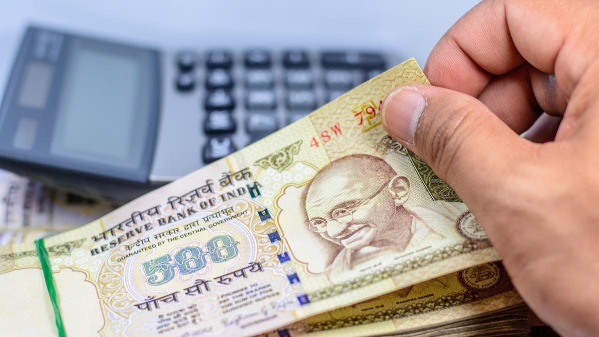 Usd Inr Indian Ru Near Record Lows
