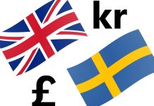 gbp-sek-currency-symbols - GBP - SEK