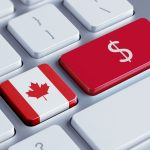 USD/CAD Drifts Lower As Stimulus Drags Greenback and Boosts Oil
