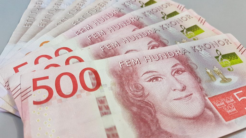 Gbp Sek Swedish Krona Recovers As Talk