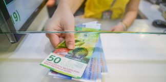 swiss-franc-bank-notes - CHF
