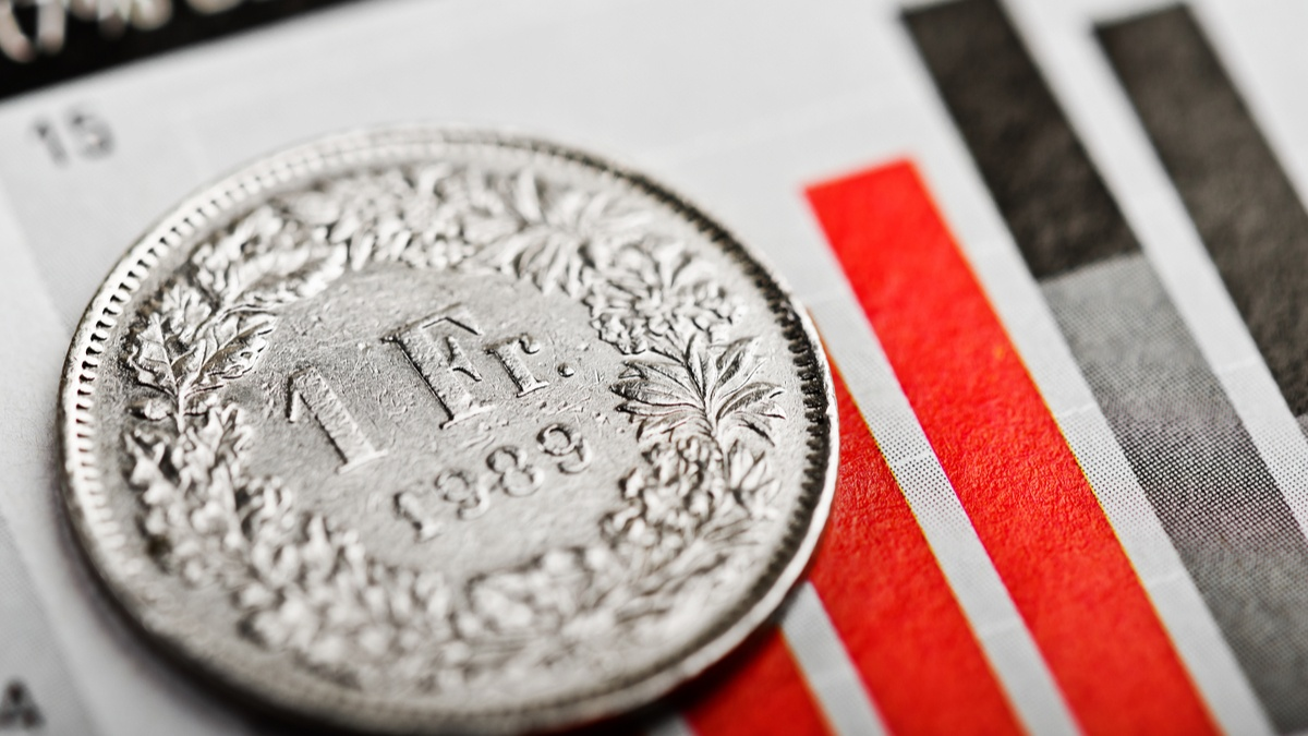 GBP/CHF: Safe Haven Swiss Franc Rises As Trump Threatens China With Tariffs